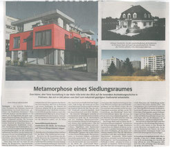 Tag des offenen Denkmals - Wohnbauten heute und früher - September 2019