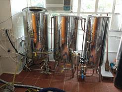 本地啤酒廠工程, 食品廠出牌, 食品廠裝修