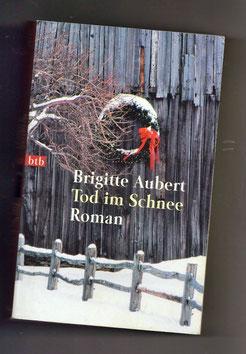 Tod im Schnee Brigitte Aubert