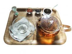 ファスティング_漢方茶