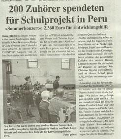 Haaner Wochenpost 16.07.2013