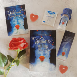 Behind the salt line, Veronica More, Bookmerch
