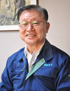 代表取締役社長 横山 俊英