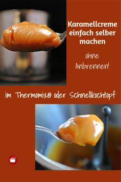 Karamell selber machen Thermomix oder Schnellkochtopf #karamell #thermomixrezept #schnellkochtopf