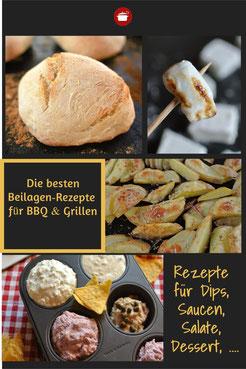 Rezepte für Beilagen #BBQ und #Grillen