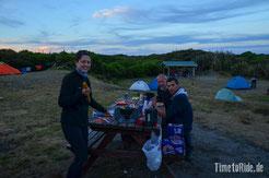 Neuseeland - Motorrad - Reise - Westküste - DOC Gillespies Beach