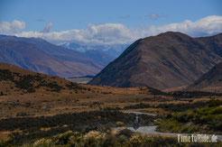 Neuseeland - Motorrad - Reise - Lake Coleridge