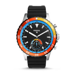 Fossil Q Crewmaster Hybrid Smartwatch