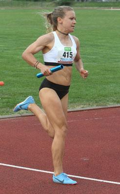 Julia Mayer laufen Wien Leichtathletik Dsg Wien Bahn track and field Österreich Bestleistung wlv Austrian athletics ölv staatsmeisterschatfen Langstaffel crosslauf staatsmeisterin medaille ternitz