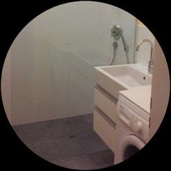 Mineralwerkstoff als Duschrückwand | Waschtischplatte | Fensterbank | ...