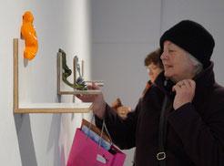 Bild: Ausstellung OÖ Kunstverein, U-Hof im Kurlturquartier, Linz