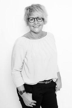 Geschäftsführerin Silke Riegelmeier (Friseurmeisterin und Visagistin)