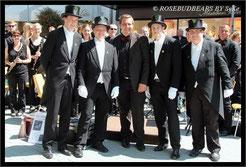 Gruppenbild mit den Bruchmeistern