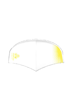 on kiteboarding windsurfer noa 6 m