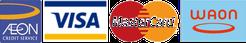 江別市の川島治療院(川島はりきゅう整骨院)は、電子マネーWAONや各種クレジットカードがご利用になれます。
