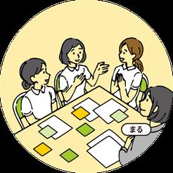 ワークショップや研修の企画・運営