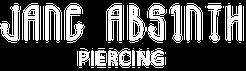 Jane Absinth: Piercingstudio in Düsseldorf - Logo