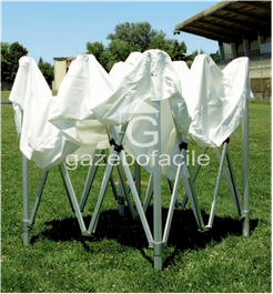 Gazebo super professionale SPIDER PLUS