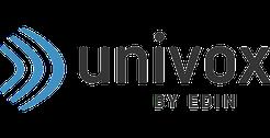 Univox by Edin Logo