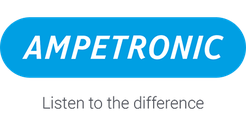 Ampetronic Listen to the Difference Logo