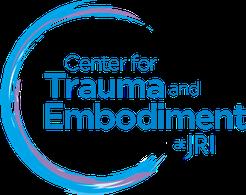 Logo Center for Trauma and Embodiment at JRI