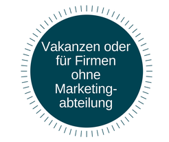 Sehle Vakanzen Vertrerung Marketing