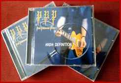 Paul Raymond Project - High Definition (CD 2019)
