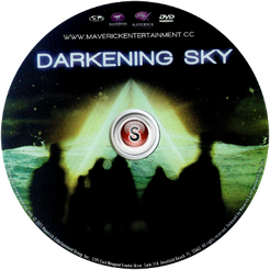Darkening Sky  Cover DVD