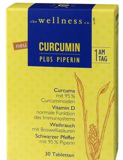 Wellness Kapseln Curcumin gegen Infekte
