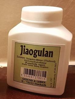 Jiaogulan, Kräutlein der Unsterblichkeit