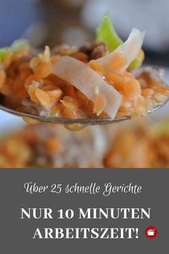 Schnelle Gerichte einfache - 10 Minuten Rezepte #schnellegerichte