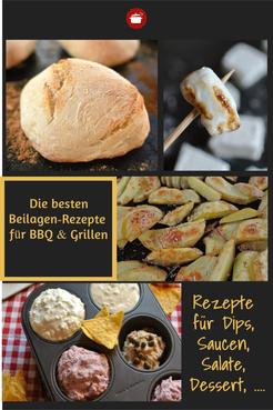 Rezepte für #Beilagen #BBQ und #Grillen