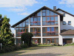 "Pension ""Dreiländereck"""
