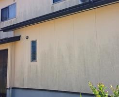 外壁汚れ落とし 施工前