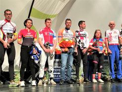 """Les vainqueurs de chaque catégorie sur le """"140km"""""""