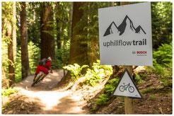 Bosch eBike Uphill Flow Trail