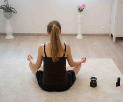 Meditation, Meditation mit ätherischen Ölen