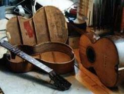 Achim Peter Gropius  Gitarrenbau