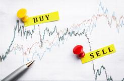 Buy and Sell an der Börse