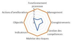 Audit organisationnel complété par un diagnostic