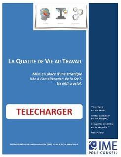 """Document """"Qualité de Vie au Travail"""""""