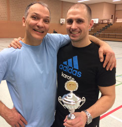 Karate Thomas Lamm 1.Platz