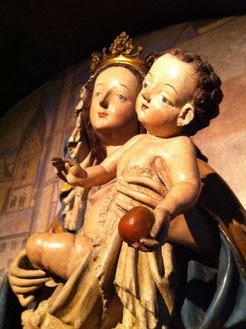 Die Schiffermadonna in Sankt Maria in Lyskirchen