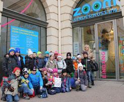 Zoom Kindermuseum - Mittelalter