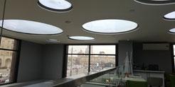 На снимке светильники серии Астери. Диаметр 900мм - 39000р, Диаметр 388мм - 8900р. и другие.