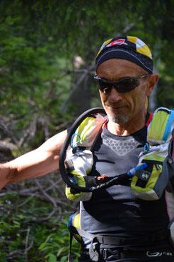 trail de la Vésubie 45 km