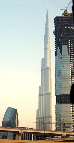 Bild: © Rita Helmholtz, Burj Khalifa, Dubai