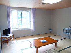 広島YMCA 宿泊 研修 合宿 本館12畳和室