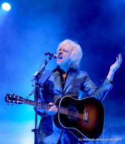Bob Geldof live im Mülheim. Foto Niels Holger Schmidt