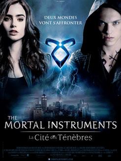 The Mortal Instruments - La Cité Des Ténèbres d'Harald Zwart - 2013 / Fantastique